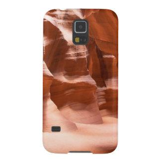 カモシカ渓谷、自然にLit Galaxy S5 ケース