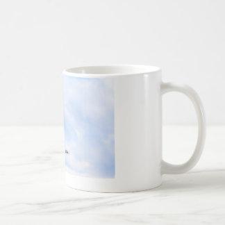 """カモメのコーヒー・マグは""""上昇するように""""しましたあなたの夢が コーヒーマグカップ"""