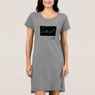 カモメの服 ドレス