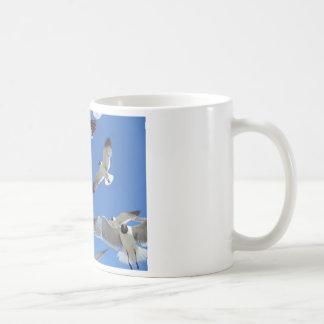 カモメ コーヒーマグカップ