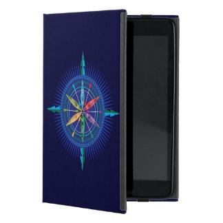 カヤックのコンパス面図のipadの小型場合 iPad mini ケース