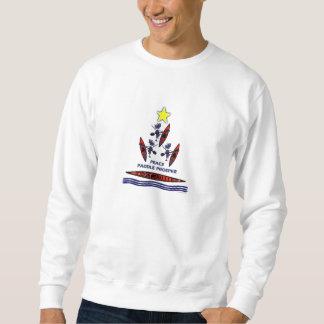 カヤックの休日のかい スウェットシャツ
