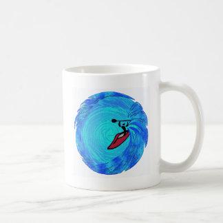 カヤックの北の海岸 コーヒーマグカップ