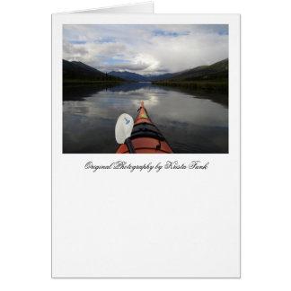 カヤックの旅行 カード