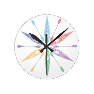 カヤックの時間 時計