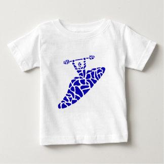 カヤックのKaintuck水 ベビーTシャツ