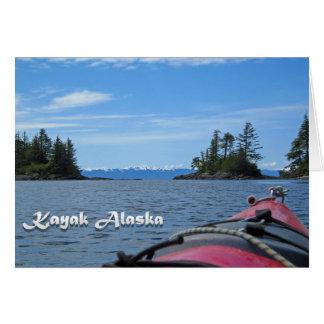 カヤックアラスカ カード