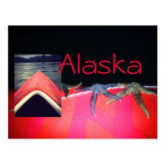 カヤックアラスカ ポストカード