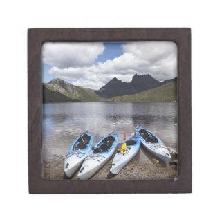 カヤック、揺りかご山およびdove湖の揺りかご ギフトボックス