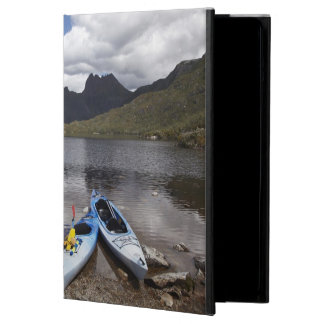 カヤック、揺りかご山およびdove湖の揺りかご iPad airケース