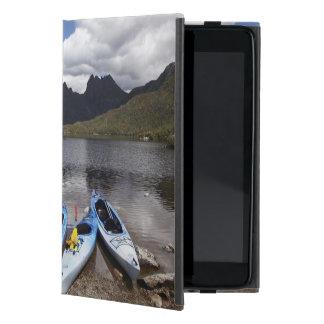カヤック、揺りかご山およびdove湖の揺りかご iPad mini ケース