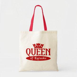 カラオケのバッグの女王-スタイル及び色を選んで下さい トートバッグ
