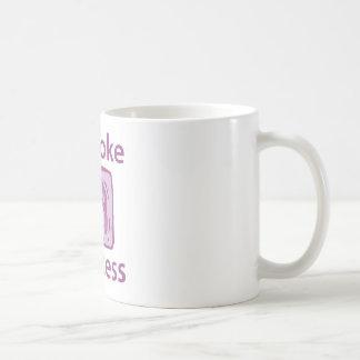 カラオケのプリンセス コーヒーマグカップ