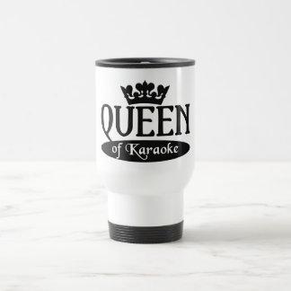 カラオケのマグの女王-スタイル及び色を選んで下さい トラベルマグ