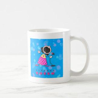 カラオケの女王の歌うこと コーヒーマグカップ