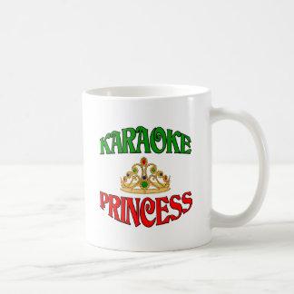 カラオケの王女 コーヒーマグカップ