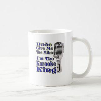 カラオケ王 コーヒーマグカップ