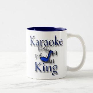 カラオケ王 ツートーンマグカップ