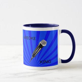 カラオケ王 マグカップ