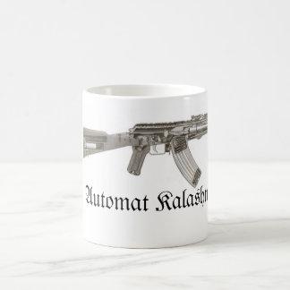 カラシニコフ自動小銃のコーヒー・マグ コーヒーマグカップ