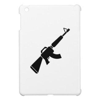 カラシニコフ自動小銃のピクトグラムのiPad Miniケース iPad Miniケース