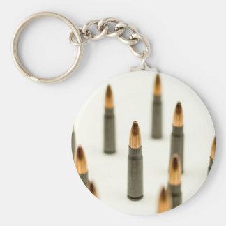 カラシニコフ自動小銃の弾薬弾丸のカラシニコフ自動小銃のカートリッジ7.62x39 キーホルダー