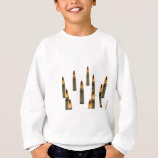 カラシニコフ自動小銃の弾薬弾丸のカラシニコフ自動小銃のカートリッジ7.62x39 スウェットシャツ