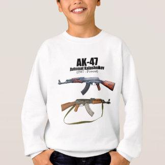 カラシニコフ自動小銃の歴史のAvtomat Kalashnikovaの突撃銃 スウェットシャツ