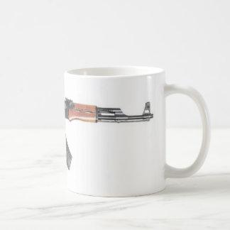 カラシニコフ自動小銃の突撃銃 コーヒーマグカップ