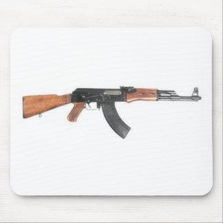 カラシニコフ自動小銃の突撃銃 マウスパッド