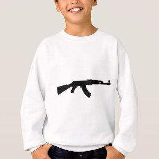 カラシニコフ自動小銃銃 スウェットシャツ