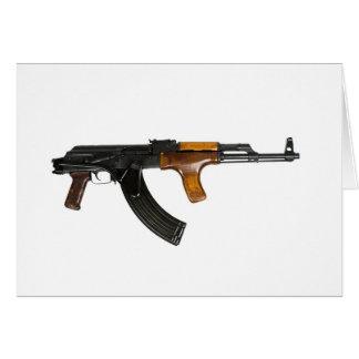 カラシニコフ自動小銃 カード