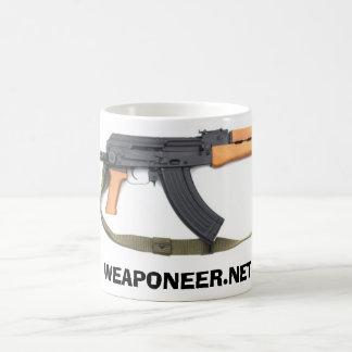カラシニコフ自動小銃 コーヒーマグカップ