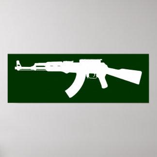カラシニコフ自動小銃 ポスター