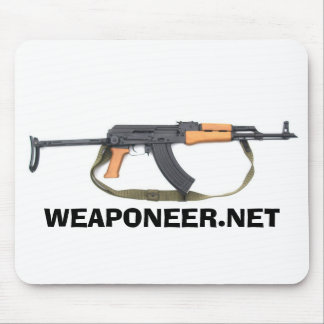カラシニコフ自動小銃 マウスパッド