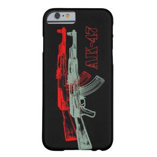 カラシニコフ自動小銃 BARELY THERE iPhone 6 ケース