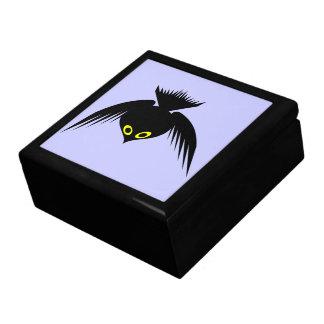 カラスのギフト用の箱 ギフトボックス