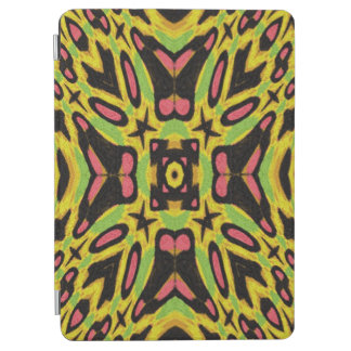 カラフルでモダンなパターン iPad AIR カバー
