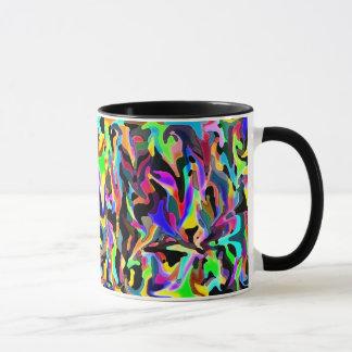 カラフルでユニークなコーヒー・マグ マグカップ