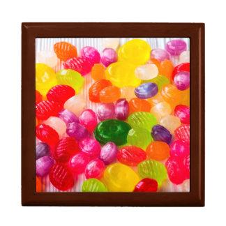 カラフルで甘いキャンデーの食糧棒つきキャンデー ギフトボックス