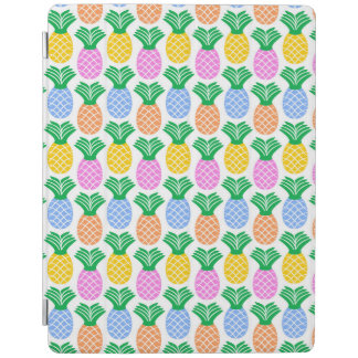 カラフルで粋なパイナップルパターン iPadスマートカバー