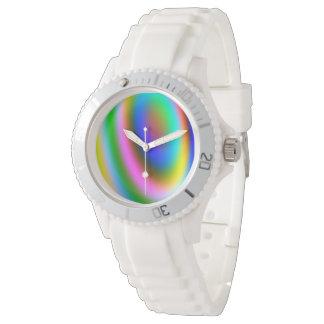 カラフルなおもしろい 腕時計