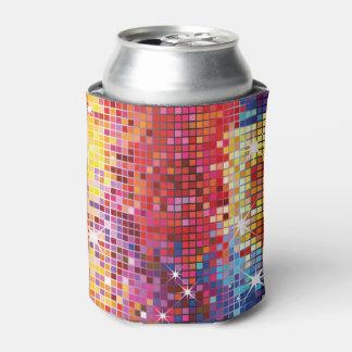カラフルなきらきら光るクーラー 缶クーラー