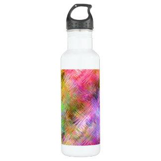 カラフルなオパールのガラス状の質 ウォーターボトル