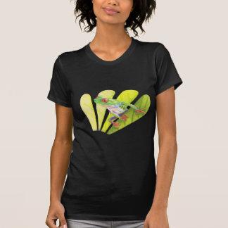 カラフルなオーストラリアのアマガエル Tシャツ