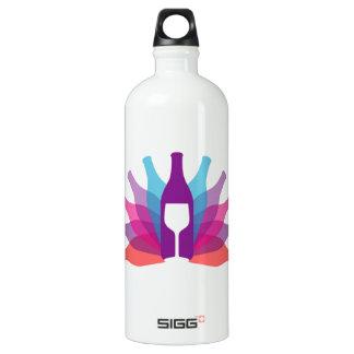 カラフルなガラスビンおよびガラス SIGG トラベラー 1.0L ウォーターボトル