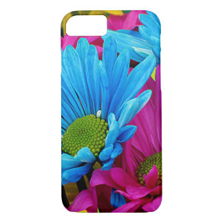 カラフルなガーベラのデイジーによってはiPhone 7の箱が開花します iPhone 8/7ケース