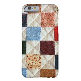 カラフルなキルトパターンiPhone6ケース Barely There iPhone 6 ケース