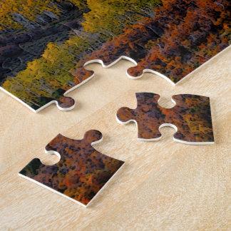 カラフルなコロラド州の秋を使って下さい ジグソーパズル