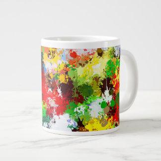 カラフルなジャンボマグ ジャンボコーヒーマグカップ